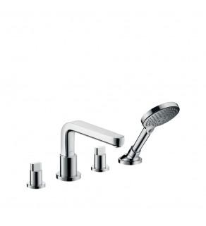 Смеситель для ванны Hansgrohe Metris S 31447000