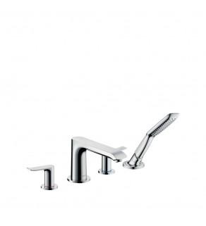 Смеситель для ванны Hansgrohe Metris 31442000